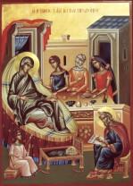 Naşterea Maicii Domnului sau Sfântă Maria Mică - Sărbătoarea zilei