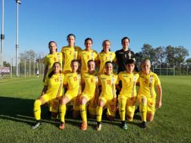 România – Ungaria, la fotbal feminin U17 - Tricolorele caută revanșa