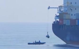 Explozii puternice pe o navă iraniană din Marea Roşie - Un atac israelian