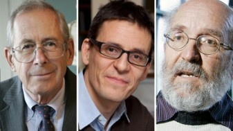 Premiul Nobel pentru fizică - Trei cercetători, laureaţii acestui an