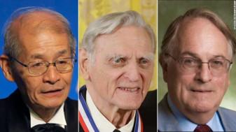 John B. Goodenough, M. Stanley Whittingham, Akira Yoshino - Premiul Nobel pentru chimie