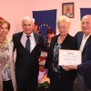 """O zi specială pentru Gabriela şi Gheorghe Ienciu din Nucet - Au sărbătorit """"Nunta de Aur"""""""