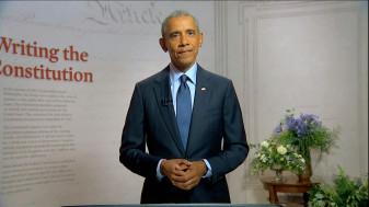 """Fostul preşedinte Barack Obama lansează o carte săptămâna viitoare - """"Divizările noastre sunt profunde"""""""