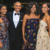 Soţii Obama au creat emoţie în rândul susţinătorilor - Ultima felicitare de Crăciun