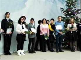 Festivitate de premiere a olimpicilor români la București - Bihorul, reprezentat cu cinste