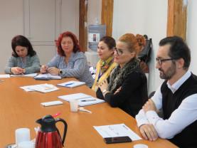 Planul anual de acţiune privind serviciile sociale - Întâlnire de lucru cu ONG-urile din Oradea