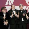 Oscar 2019. Olivia Colman, Rami Malek, Alfonso Cuaron şi alţi laureaţi - Green Book, cel mai bun film