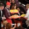 400 de pizza și 7.000 de statuete din ciocolată - Răsfăţ pentru nominalizații la Oscar
