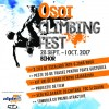 Osoi Climbing Fest, pentru iubitorii de activităţi în aer liber - Invitaţie la escaladă