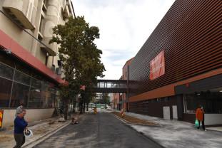 Luni, 9 noiembrie - Se deschide parcarea supraetajată de pe strada Brașovului
