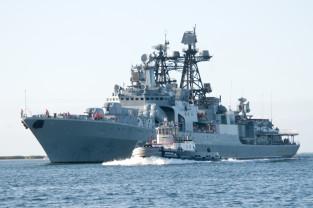 Incident naval ruso-american în Pacific
