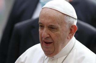 Papa Francisc a fost operat la colon - Cinci zile de de recuperare