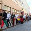 Zilele Cetăţii, anunţate cu fast - Paradă în costume medievale