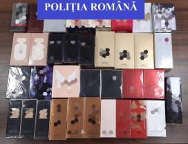 Parfumuri confiscate la Marghita