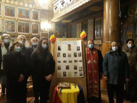 Activitate a Parohiei Subpiatra dedicată Centenarului reînființării Episcopiei Oradiei
