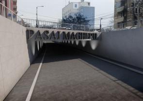 S-a semnat contractul de execuție - Pasaj pe sub Bulevardul Magheru
