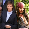 Paul McCartney va juca alături de Johnny Depp - Un rol în piraţii din Caraibe
