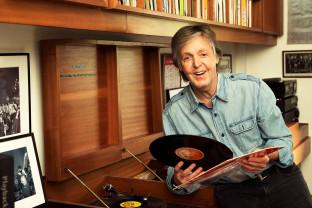 """Paul McCartney - """"Autobiografie"""" lirică de 900 de pagini"""