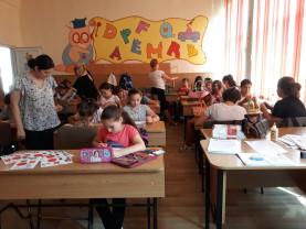 Beiuș - Proiecte de vacanță, la Pedagogic