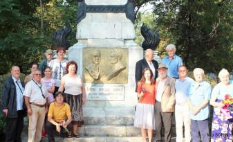 """În anul Centenarului Marii Uniri (1918 - 2018) - Pelerinajul poetic """"Pe Crişuri în sus"""""""