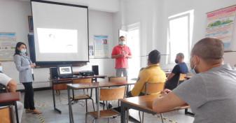 Penitenciarul Oradea - Activităţi de prevenire a suicidului