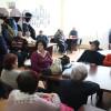 Vârstnicii orădeni au dialogat cu oamenii legii - Cetățeni activi la puterea a treia