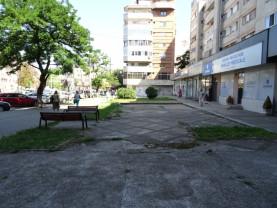 Bulevardul Magheru - Piațetă publică