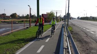 Săptămâna Europeană a Mobilităţii - Bicicleta, cea mai rapidă