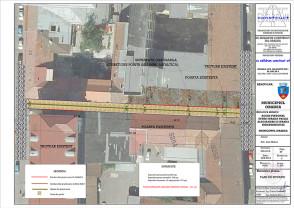 După aprobarea proiectelor, urmează licitaţii - Noi spaţii pietonale în zona centrală