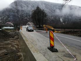 Au realizat 20% din lucrare - Noul pod de la Bulz