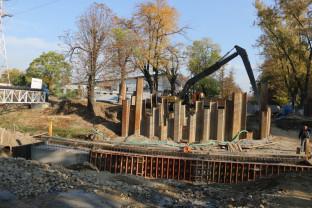 Finalizare promisă pentru sfârşitul anului - Lucrări la infrastructura rutieră
