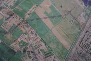 Un nou pod peste Peţa şi două bretele de legătură - În zona giraţiei către Arad
