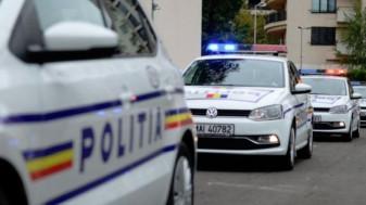 Poliţiştii caută un şofer care a rănit un adolescent şi a fugit
