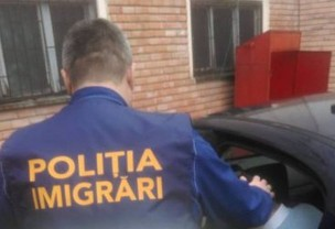 Tânără din Moldova, şedere ilegală în România