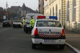 Înregistrat radar în timp ce conducea cu peste 130 km/oră, pe Bulevardul Dacia - Sute de șoferi amendați, cei mai mulți pentru viteză