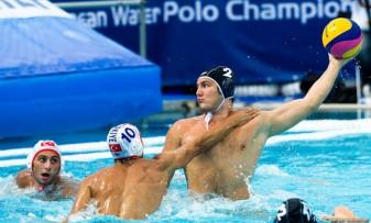 Campionatul European de polo - Tricolorii au pierdut primul joc