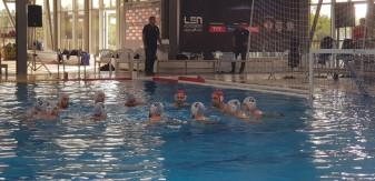 Preliminariile Ligii Campionilor la polo pe apă - CSM Oradea a obținut calificarea în turul al doilea