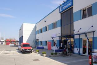 Poşta Română - Un nou punct de lucru la Oradea