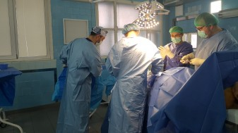 Bihorean declarat în moarte cerebrală la Oradea - Operat pentru prelevare de organe la Târgu Mureș