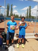 """Turneu de tenis sub Apuseni - """"Cupa Frutti Fresh""""și-a desemnat câștigătorii"""