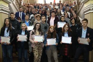 Consiliul Local Oradea - Olimpicii orădeni au fost premiaţi