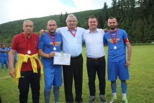 AJF Bihor a premiat campioana