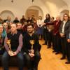 Fotoreporterii Crişanei, premiaţi de Euro Foto Art - Remus Toderici a primit cupa UZP Bihor