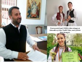 """Biserica Ortodoxă """"Înălţarea Domnului"""" din Salonta - Ionel Chira, noul preot paroh iconom stavrofor"""