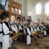 Biserica din Rontău, în sărbătoare - Festival de pricesne
