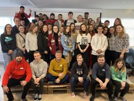 """Proiectul """"Growing up together – building future society together"""" - Trei țări, un singur scop"""