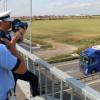 Poliţiştii au ieşit pe şosele cu pistolul radar - Sute de vitezomani amendaţi