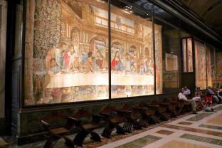 Cele 12 tapiserii ale lui Rafael se întorc în Capela Sixtină - După 500 de ani