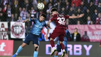 Liga a II-a la fotbal - Patru meciuri televizate