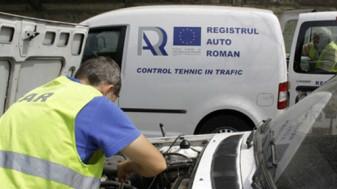 Sute de autovehicule neconforme, 21 în pericol iminent de accident - Atenție la rablele din trafic